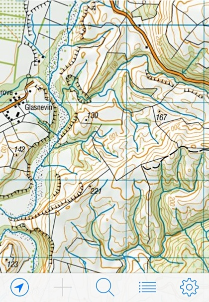 Nz Topo Maps For Iphone And Ipad Maptoaster