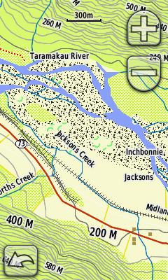 Garmin Topographic Map.New Zealand Topo Maps For Your Garmin Gps Maptoaster Mobile Nz